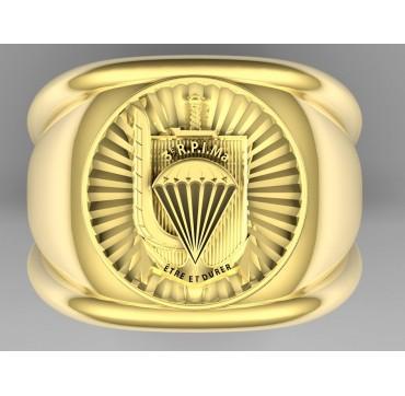 3EME RPIMa - Or massif jaune ou gris - selon cours du jour de l'Or et taille de doigt