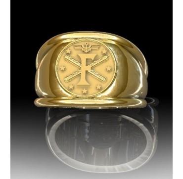 Marine Nationale - Or massif jaune ou gris - selon cours du jour de l'Or et taille de doigt