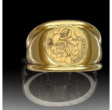 PORTE AVION CLEMENCEAU - Or massif jaune ou gris - selon cours du jour de l'Or et taille de doigt