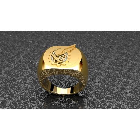 ARPETES - Or massif jaune ou gris - selon cours du jour de l'Or et taille de doigt