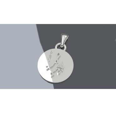 Médaillon Légion Etrangère DLEC