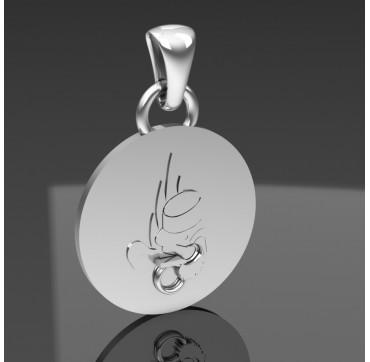 Médaillon Légion Etrangère Logo